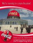 cocacola biayai sirael hancurkan palestina